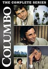 Columbo - The Complete Series 34-Disc DVD (2012) * Brand New * 1-7 w/ Movies