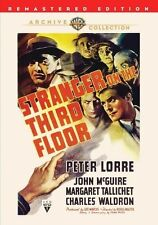 STRANGER ON THE THIRD FLOOR New Sealed DVD Peter Lorre Warner Archive Collection