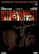 Mississippi Burning (DVD, 1998)-OUT OF PRINT EDITION-RARE-NEW-GREAT HOLIDAY GIFT
