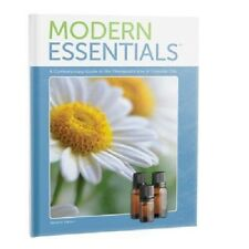 doTERRA Modern Essentials essential oil how to 7th edition manual guide book