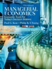 Managerial Economics : Economic Tools for Today's Decision Makers 0131860151