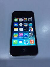 Apple iPhone 4 16 GB BLACK in  Very Good Condition - CERTIFIED BY REKARTS