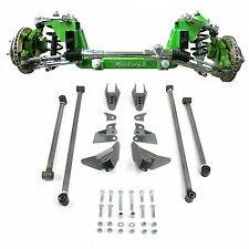 Mustang II 2 IFS Front Rear Suspension 1-3 in. Lowering kit for 1951-65 Cadillac