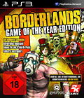 Borderlands - Game Of The Year Edition PS3 Spiel Playstation USK 18 NEU + OVP