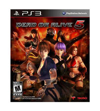 Dead or Alive 5 - PS3 - Playstation 3 - NEW