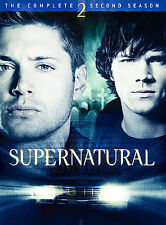 Supernatural  The Complete Second Season 2 Two DVD 2007 6-Disc