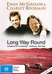 Long Way Round: The Ultimate Road Trip (DVD, 3-Disc Set)
