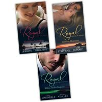 Susan Stephens Robyn Donald The Royal House Of Niroli 3 Books Collection Set New