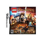 LEGO The Lord of the Rings -- Nintendo DS -- Complete
