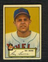 1952   TOPPS  # 55   RAY  BOONE    !!
