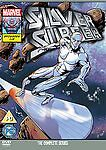 SILVER SURFER The Complete Series ALL 13 EPISODES RARE 2 DISC DVD