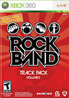 Rock Band Track Pack Vol. 2 -- Xbox 360 -- BRAND NEW & SEALED