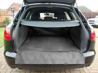 AUDI A6 ESTATE QUALITY BOOT LINER MAT COVER PROTECTOR DOG GUARD