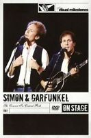 "SIMON & GARFUNKEL ""THE CONCERT IN CENTRAL PARK"" DVD NEW"