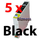 5 Black T0491 for Epson R210 R310 R350 R230 RX630 RX650