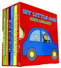My Little Car Pocket Library 6 Board Books Set