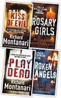 Richard Montanari Collection 4 Books Set RRP £27.96
