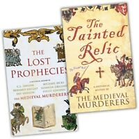 THE MEDIEVAL MURDERERS COLLECTION 2 BOOKS SET PACK NEW