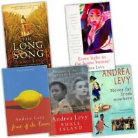 Andrea Levy Collection 5 Books Set Pack New