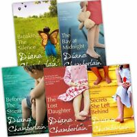 Diane Chamberlain 5 Books Collection Set Pack New