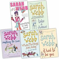 Sarah Webb 5 Books Childrens Collection Set Pack New