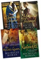 Michelle Moran Collection 4 Books Set Pack New Madame Tussaud, Heretic Queen PB