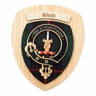 Scottish Gifts Shaw Family Clan Crest Wall Plaque