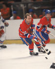 GUY LAFLEUR Unsigned MONTREAL CANADIENS 8x10 Photo