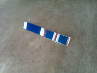 ROYAL NAVY LS & GC + QUEENS GOLDEN JUBILEE TWIN MOUNTED ENAMEL MEDAL RIBBONS