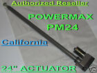 "24"" Inch Satellite C Band Dish Actuator Arm BUD Motor PMA24 Powermax Linear 36V"