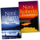 Nora Roberts Collection The Stars of Mithra 4 Novels In 2 Books Set Pack New PB