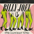 Billy Joel - THE LONGEST TIME - Rare MINT WLP 45 w/MINT PICTURE SLEEVE