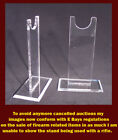 WWII German British Rifle Sword Collector Display Stand