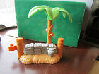 Fisher Price Little People Nativity Wise Men Inn Set Palm Tree Fence Piece Great