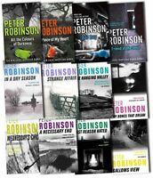 Inspector Banks Mystery Collection Peter Robinson 12 Books Set Pack New
