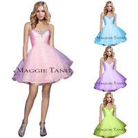 Homecoming Graduation Sweet 16 Bridesmaid Cocktail Birthday Prom Party Dress