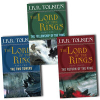 The Lord of the Rings Collection J R R Tolkien 3 Books Set Return of the King PB