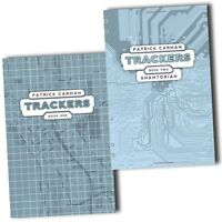 Patrick Carman Collection 2 Books Set Pack Trackers, Shantorian Brand New HB