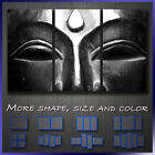 Buddha Face Abstract Art Canvas Box Ready To Hang More Size & Style & Color