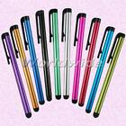 10x For Samsung Motorola HTC Nokia LG Stylus Touch Clip Pen Tablet PC iPhone 4S