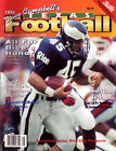 1992 Dave Campbell's Texas Football Magazine Trevor Cobb Rice Owls