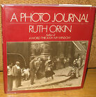 SIGNED Ruth Orkin A Photo Journal Retrospective American Girl Italy Second Book
