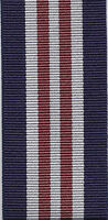 Medal Ribbon. Military Medal. Full Size. Sold in 6 inch Lengths