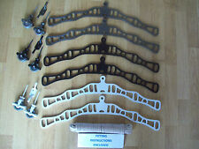 6 LATH Clothes airer dryer kitchen rack laundry ceiling drier old  victorian