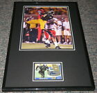Jeremy Maclin Signed Framed 11x17 Rookie Card & Photo Display SAGE Missouri