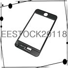 New iPod Touch 3rd 3 Gen iTouch 3G LCD Screen Digitizer Glass Lens Replacement