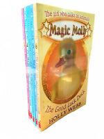 Holly Webb Magic Molly 6 Books Collection Children Animal Books Pack Set New