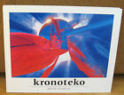 SIGNED Syd Mead Kronoteko Art of Star Trek Tron Blade Runner Gundam Anime HC