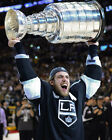 ANZE KOPITAR Unsigned LOS ANGELES KINGS 8x10 Photo 2012 STANLEY CUP