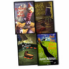 Ayelet Gilbert Waldman Mommy Track 4 Books Collection Pack Set Crime Mystery New